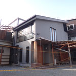 3階建FreeHouse 外観